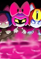 H2O Medabots by LadyBee-Moy