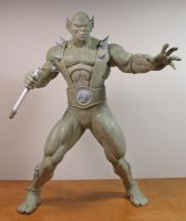 panthro clay sculpt2 by BLACKPLAGUE1348