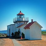 Point No Point Lighthouse 2. by Mackingster