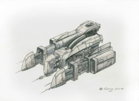 Concept Ship Bannister Bay by SARGY001