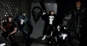 The Punisher Corps by PsychosisEvermore