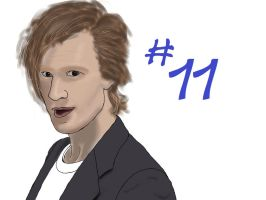 #11 - The Eleventh Doctor by genesimmons90