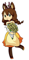 HPM: Josey's Bouquet by Pyracanthii