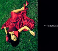 LAY DOWN PART II by cikciks