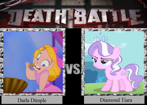 Death Battle 78: Toddlers And Tiaras! V.3 by HailfirePhantom