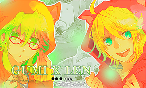Out Gumi x Len by MisakiAmour