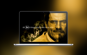 Retina Wallpaper - Breaking Bad by tomhalbert