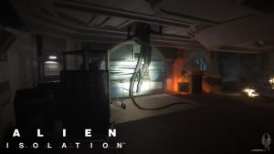 Alien Isolation 122 by PeriodsofLife