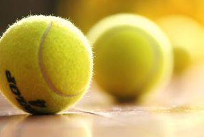 Tennis balls by sam2993