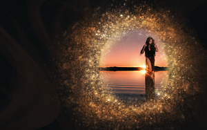 Sarah Brightman Wallpaper by GuddiPoland
