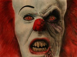 Pennywise by c43rickson
