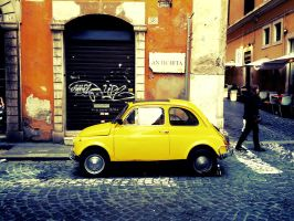 Fiat500 by cagriilban