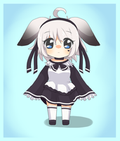 Adoptable: Bunny Girl -CLOSED- by Monachi