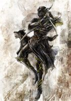 FF6 Shadow by Gold-copper