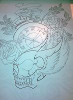 Half sleeve outlines by jerrrroen