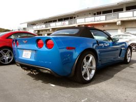 Chevy Corvette Grand Sport by Partywave