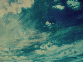 Vintage clouds by Mooniii