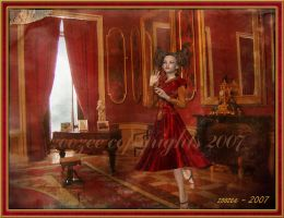 Red Room by zoozee