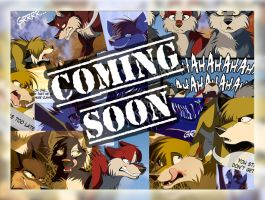 Coming Soon... by Skailla