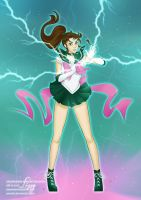 Sailor Jupiter by Annaliz