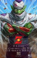 Piccolo by ArtofTu