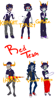 Red team by Poralizer