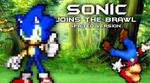 Sonic joins the brawl sprited Animated by supersilver27
