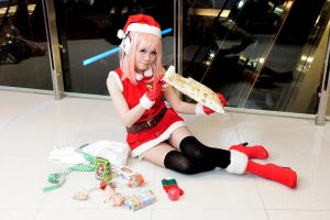 Christmas Sonico1 by neiyukina