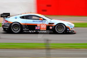 Aston Martin Racing No 99 by Willie-J