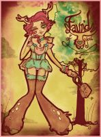 Faun'd of You by OhAnneli
