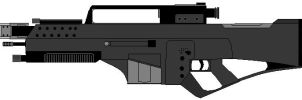 PEDS Weapons 1: OICW MK5 by sucker1999