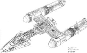 Workhorse of the Rebel Fleet by VentusAerus