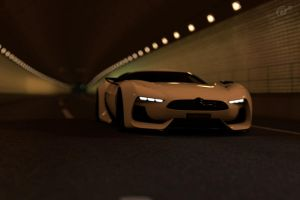 GT by Citroen, Wangan Tunnel by PokemonIsTheBest