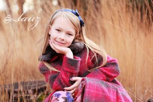 child portrait by lauzphotography