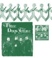 3 Days Grace by skg2008