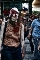 Zombie Walk Warsaw 2010 30 by remigiuszScout