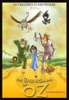 THE SHINIGAMI OF OZ by puppetdemon