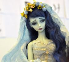 Corpse Bride by mysticdolleyesDior