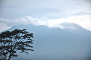 Mt. Salak by MonZ88