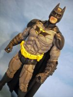 Custom 12 inch Classic Dark Knight Batman figure by cusT0M