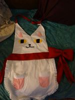 Bee Apron Progress by meanlilkitty