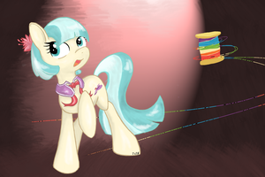 Coco Pommel Shaded by 1jet10