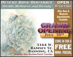 Desert Rose Boutique by Joe5art