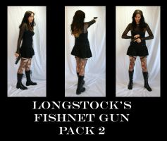 Fishnet Gun Pack 2 by LongStock