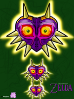 Majora's Mask Dock Icon by Moupijmo