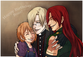 Our Family Portrait by Resident-evil-STARS