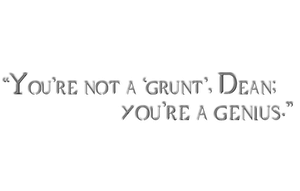 You're not a Grunt... by MageStiles
