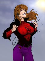 Mary Jane Colors by timtilley
