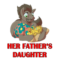 Her Father's Daughter by Jaestring