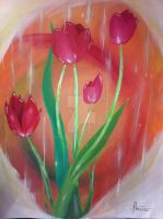 Tulips :) by MxKxROID